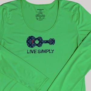 Patagonia Live Simply Capilene Long-Sleeve T-Shirt